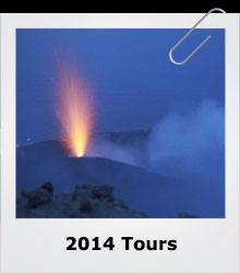 Current Volcano Tours